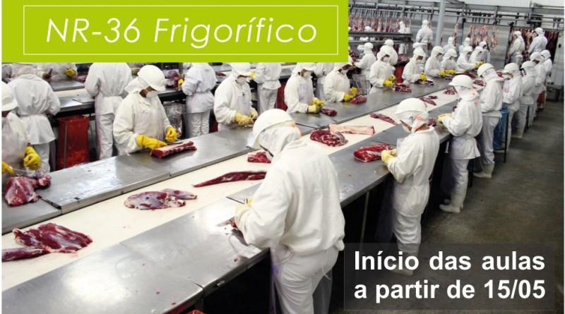 NR 36 - Frigorifico