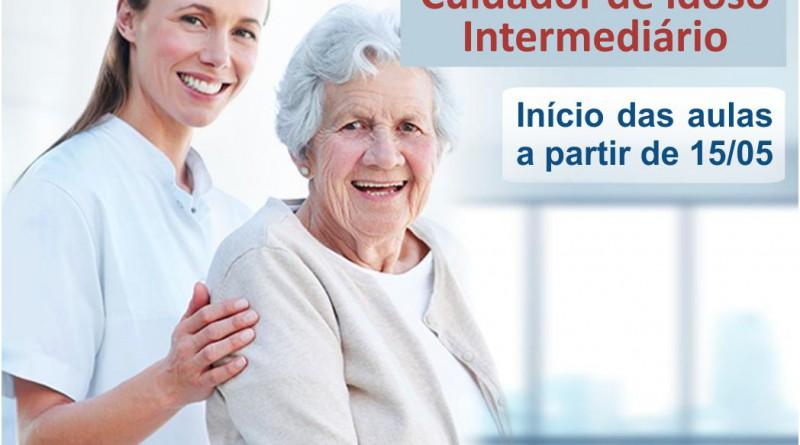cuidador de idosos Intermediario