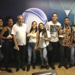 Visita RecordTV Minas - 1