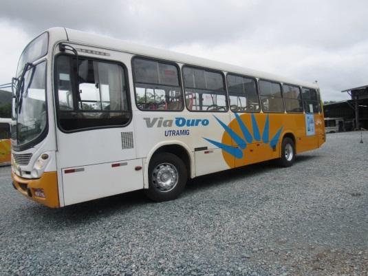 Ônibus da Viação Via Ouro foram plotados com a marca da Utramig, que realizará a campanha de conscientização