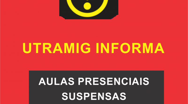 AULAS SUSPENSAS INDETERMINADO
